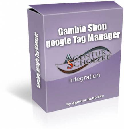 Google Tag Manager Integration in Ihren Gambio Shop